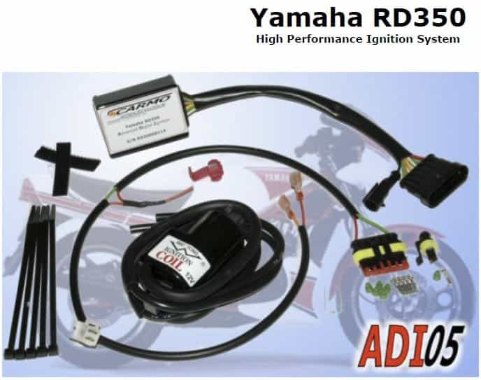 RD350 YPVS ingition set - Click Image to Close