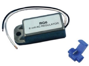6V Voltage Regulator - RG06