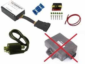 verbeterde cdi tci ecu vervangings units : carmo electronics, the