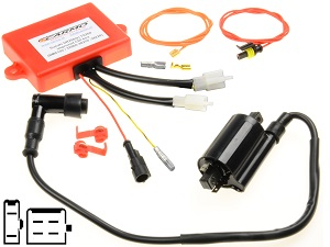 Suzuki DR250(S) CDI ignition BM5102 32900-38210 32900-38220