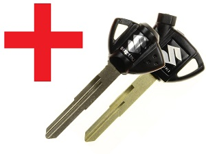 Program / copy Suzuki SAIS transponder key