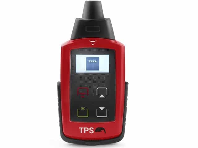 TPS tyre pressure monitor