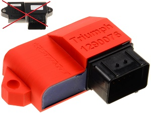 Triumph 1290076 CDI ECU igniter box (IT01635300666)