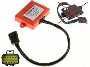 Triumph Daytona Trident Speed Triple 750 (1290080) igniter ignition module CDI TCI Box
