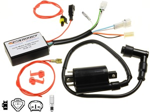 Unilli motors Eagle Xtreme CDI box ECU 4CW-10