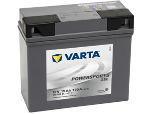 Varta 519901017 A512 (Gel BMW)