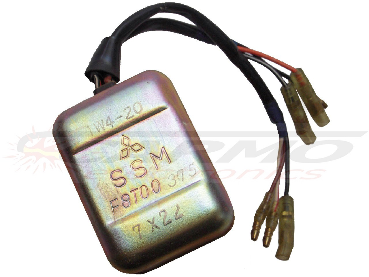 Yamaha Carmo Electronics The Place For Parts Or Tci Wiring Diagram 750 Maxim It250 It400 Igniter Ignition Module Cdi Box F8t00375