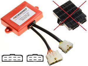Improved CDI TCI ECU Replacers units : Carmo Electronics ... on