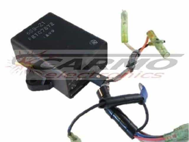 F9.9A / 9,9 PK Buitenboordmotor / Outboard Motor igniter ignition module CDI TCI Box F8T07872, F8T07772, F8T20771