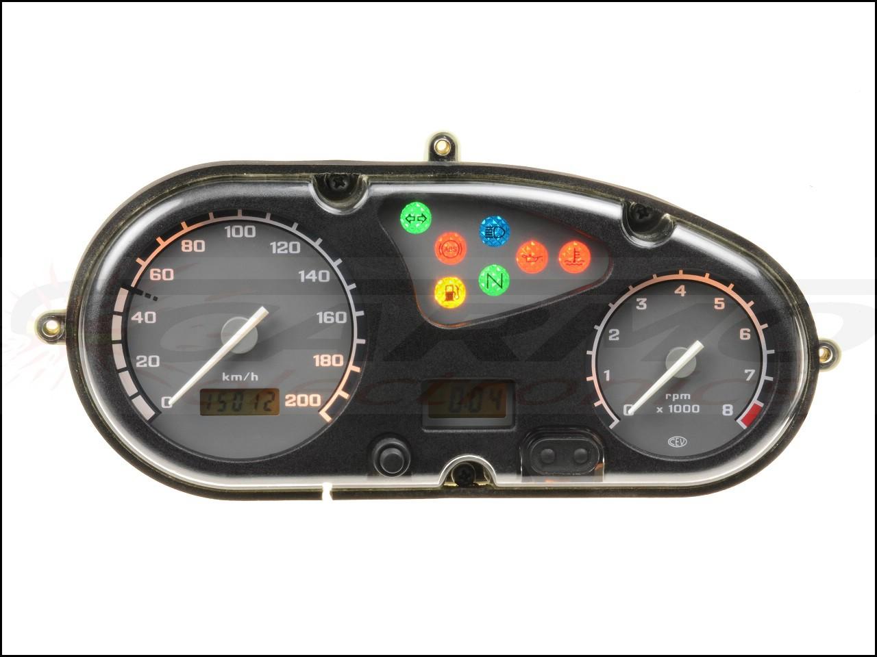 Bmw F Dashboard Cluster Instrument Cockpit