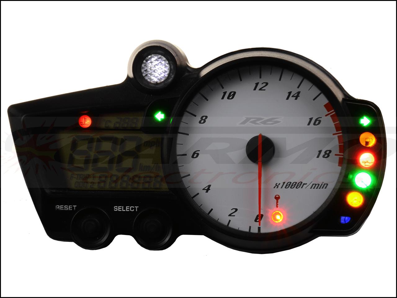 YZF-R6 : Carmo Electronics,