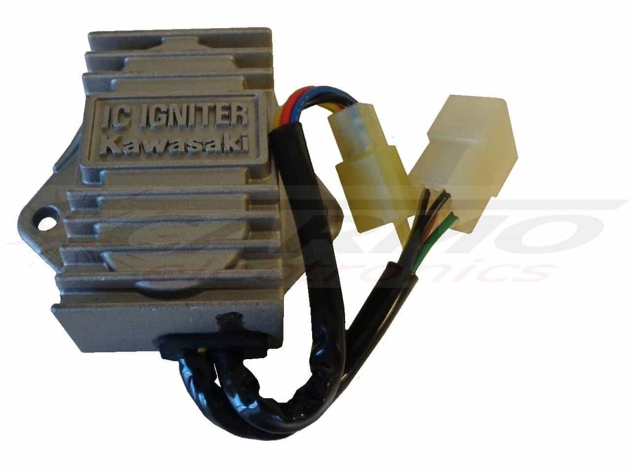 Z1000 Mkll Mk2 Cdi Ic Igniter Module Carmo Electronics The Place