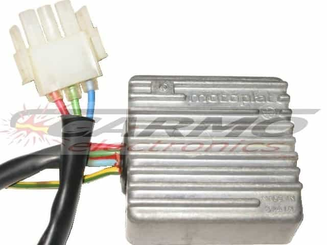 350 Nevada CDI unit ECU ontsteking (Motoplat 27721435, 23721493)
