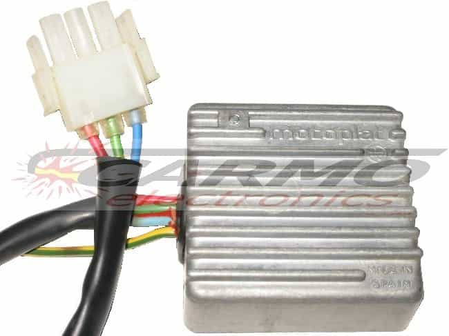V50 PA (Motoplat) CDI unit ECU ontsteking