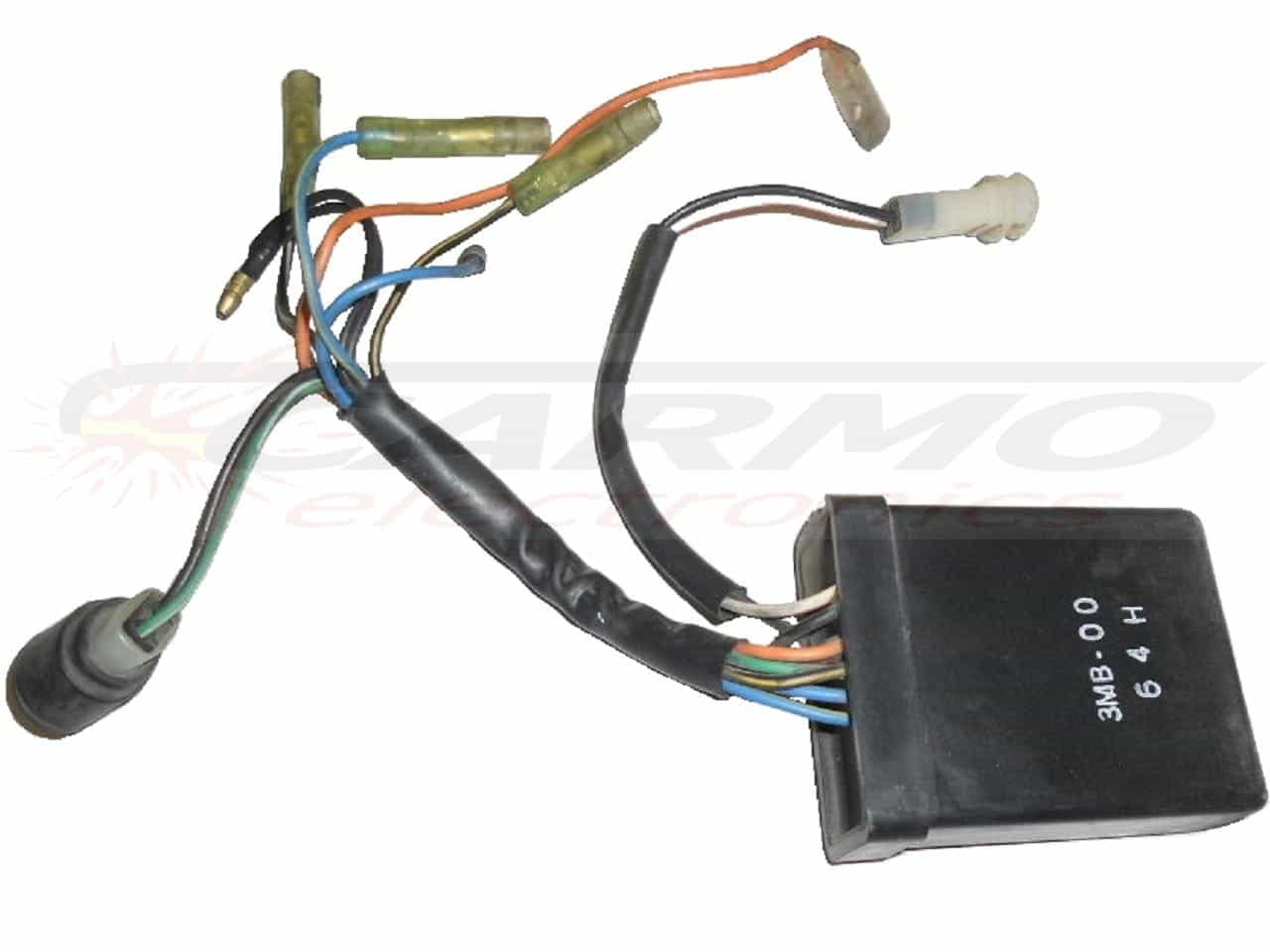 Yamaha Carmo Electronics Motorbike Parts Or Riva 125 Wiring Schematic Dt125 Cdi Unit Ecu Ontsteking 3mb 00