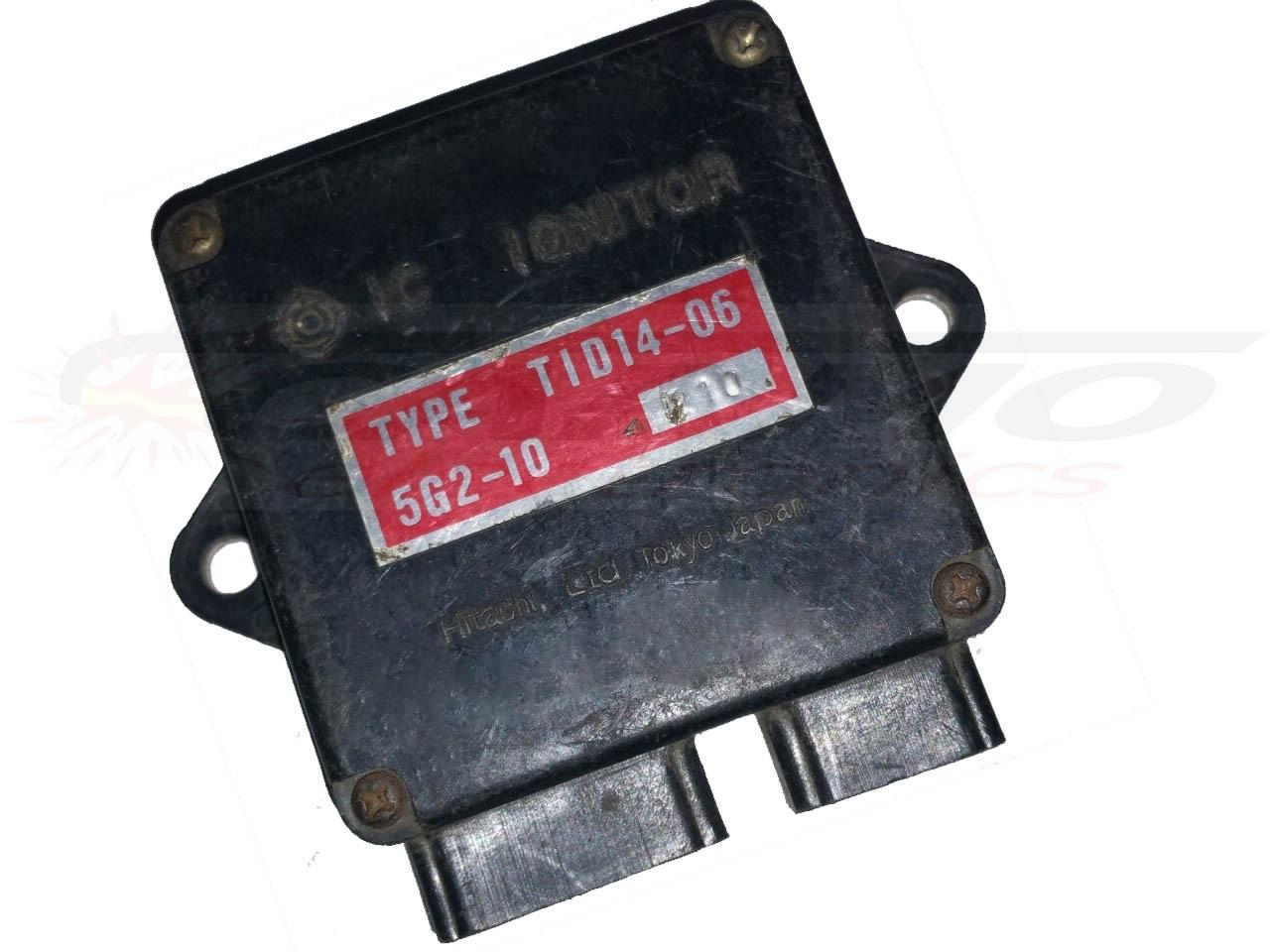 XJ650 XJ750 11M igniter ignition module TCI CDI Box (TID14