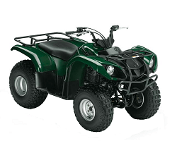 YFM125 Grizzly (04-12)