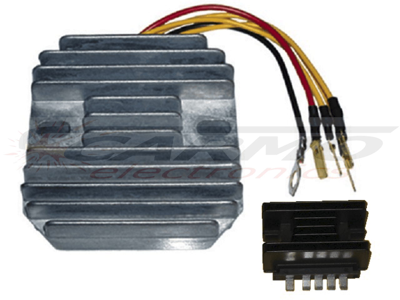 Voltage Regulator Rectifier Carmo Electronics The Place For 1983 Honda Shadow Motorcycle Carr131