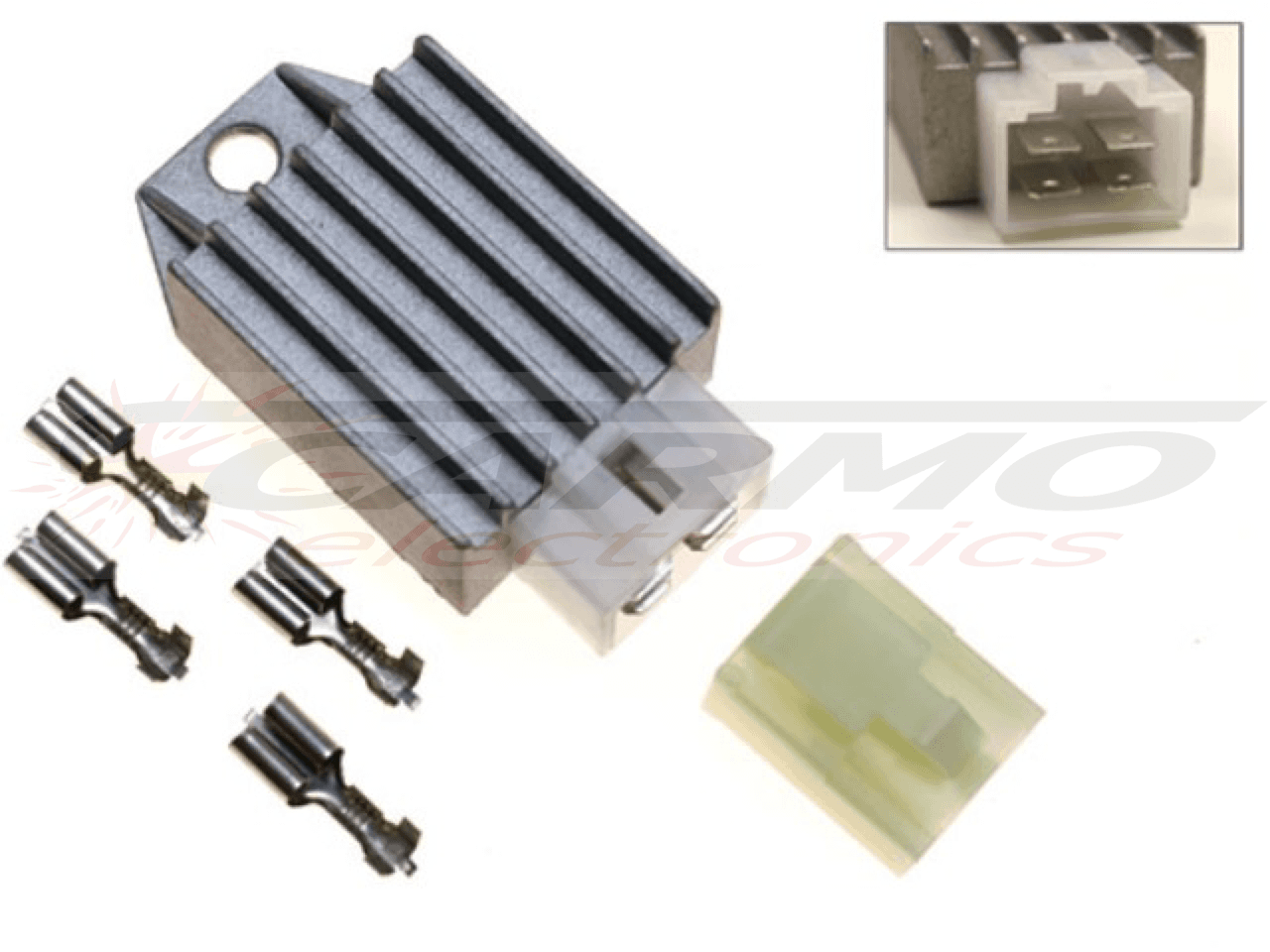 Voltage Regulator Rectifier Carmo Electronics The Place For Schematic Motorcycle Carr2151 Contra One And Two Fase