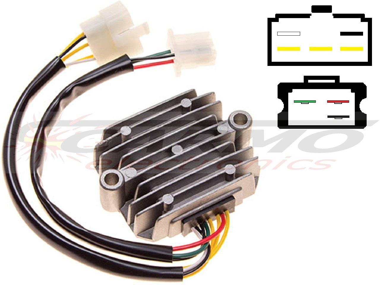 Voltage Rectifier Regulator for Honda CB700 Nighthawk CB650 31600-MJ1-672