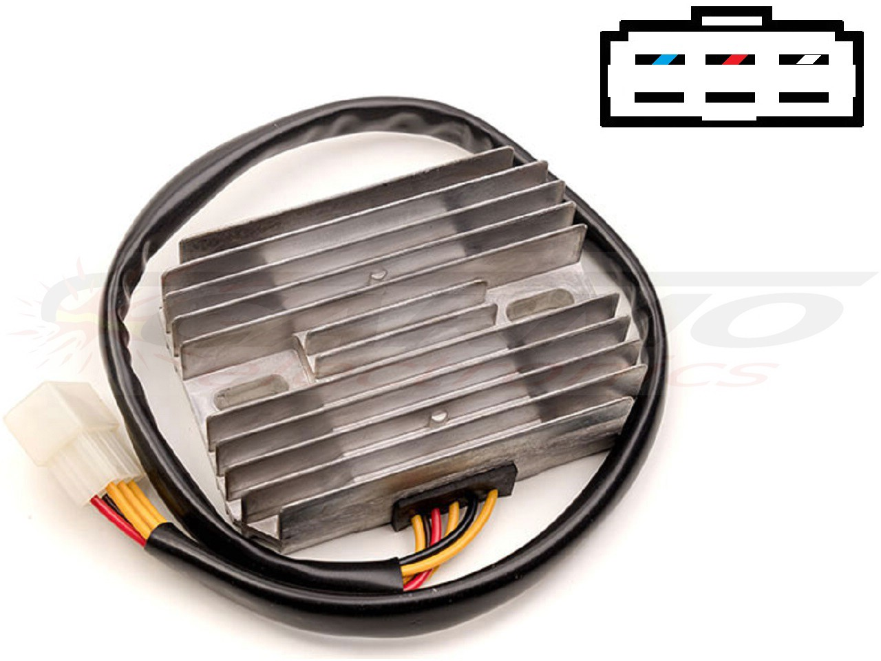 CARR861 Kawasaki Vulcan MOSFET Voltage regulator rectifier [CARR861