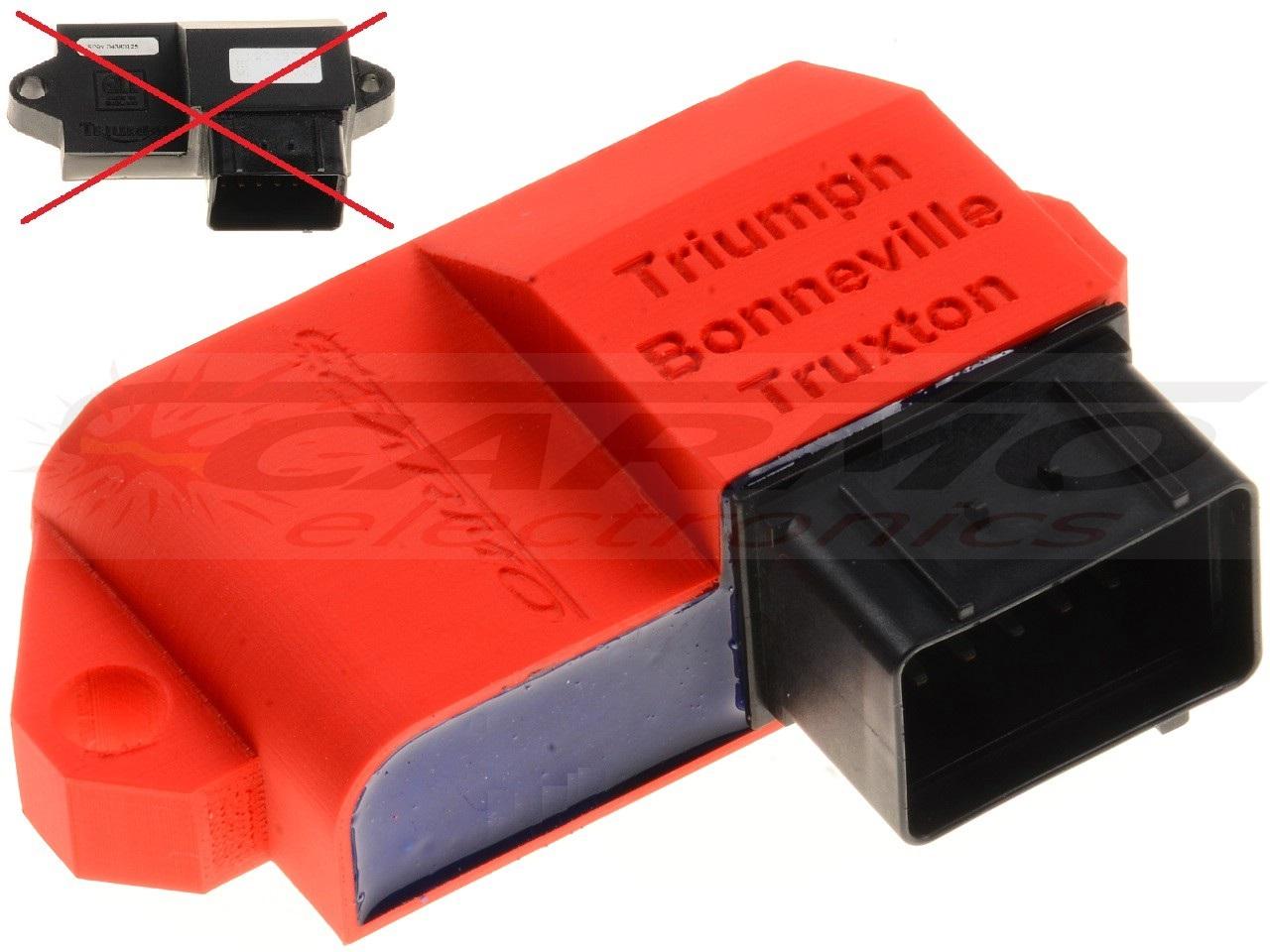 Triumph Bonneville T100 Cdi Igniter 1292375 Triumph Bonneville
