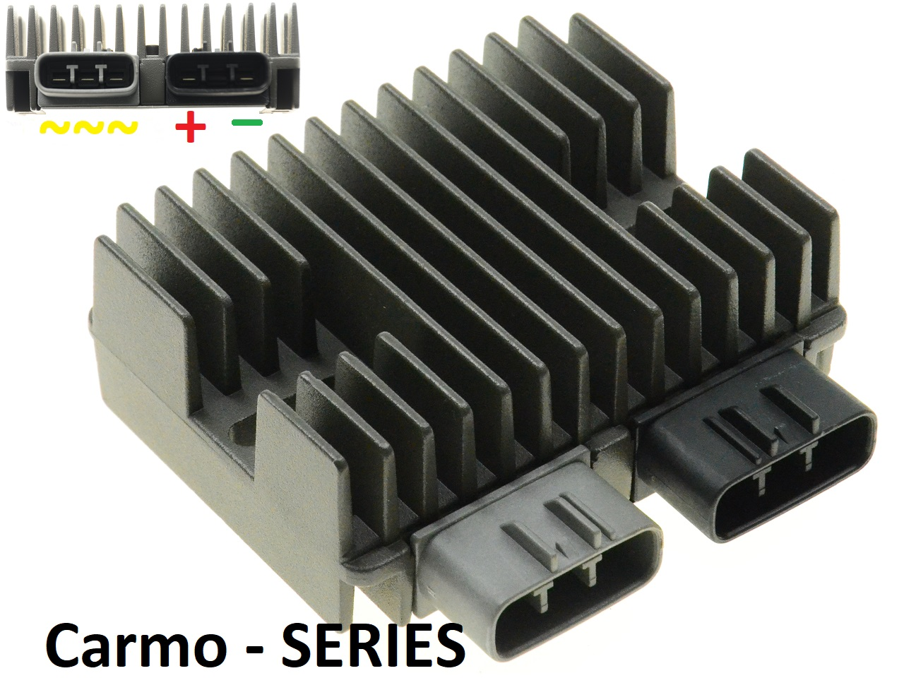 CARR5925-SERIE - MOSFET SERIE Voltage regulator rectifier (improved SH847)