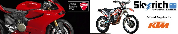 Skyrich-Lithiumion-accu-official-supplier-Ducati-KTM