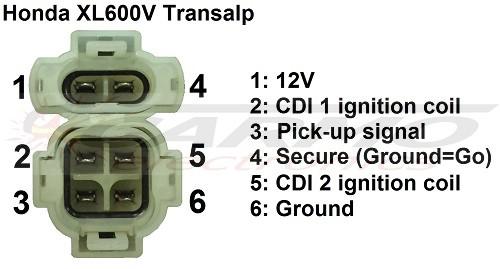Outstanding Verbesserte Honda Xl600V Transalp Ms8 Cdi Carmo Xl600V Ms8 Cdi Wiring 101 Taclepimsautoservicenl